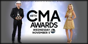 brad-carrie-48-cma-awards-hosts2
